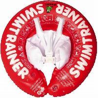 Pack Materiel Eveil Freds Swim Academy Bouee Swimtrainer Rouge