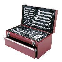 Pack Outil A Main Caisse outils Pro 68 pieces chrome vanadium