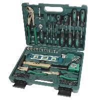 Pack Outil A Main Coffret a outils - 87 pieces