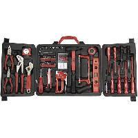 Pack Outil A Main MANNESMANN 60 pieces d'assortiment d'outils et kit menage M29065