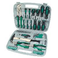 Pack Outil A Main MANNESMANN Coffret a outils M29057 57 pieces
