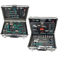 Pack Outil A Main MANNESMANN Coffret a outils M29067 - 90 pieces