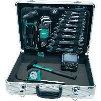Pack Outil A Main MANNESMANN Coffret a outils M29075 - 108 pieces