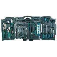 Pack Outil A Main MANNESMANN Coffret a outils M29085 complet - 89 pieces