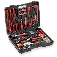 Pack Outil A Main MEISTER Mallette a outils 60 pieces