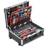 Pack Outil A Main Trolley a outils 156 pieces