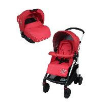 Pack Promenade - Voyage BAMBIKID Poussette Combinee Duo shopping