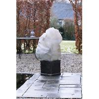 Paillage - Voile - Protection Culture Housse d'hivernage en polypropylene - 50 gr/m² - Ø 100 cm x 1.50 m - Beige - Nature