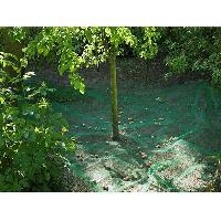 Paillage - Voile - Protection Culture NATURE Filet de ramassage fruits et feuilles mortes