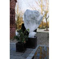 Paillage - Voile - Protection Culture NATURE Voile d'hivernage 30 g/m² - 1 x 10 m - Blanc