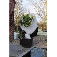 Paillage - Voile - Protection Culture NATURE Voile d'hivernage 30 g/m² - 2 x 5 m - Blanc