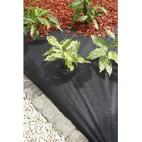 Paillage - Voile - Protection Culture Nappe de paillage - noir 50 grm - 1x20 m