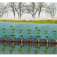 Paillage - Voile - Protection Culture Toile de paillage paysages - vert 90 gr/m² - 1x25m - Nature