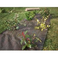 Paillage - Voile - Protection Culture Toile de paillage tissee marron - l 1.05 x L 20 m