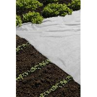 Paillage - Voile - Protection Culture Voile de forçage - PP - 17 gr/m² - 2x5 m - Nature