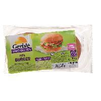 Pain GERBLE Pain Burger Sans Gluten - 300 g