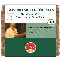 Pain Precuit ERIC BUR Pain Weizenkeimbrot Germe de Ble -x1-