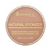Palette De Maquillage - Boite De Maquillage Poudre bronzant naturel Spf15 etanche 022