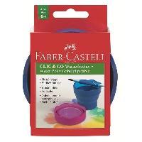 Palette Peinture Gobelet Clic et Go - Bleu