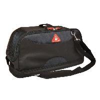 Panier - Sac De Transport DUVO Sac de transport Promenade London Travel Bag Roady - 47x22x22 cm - Noir - Pour chat et chien de petite taille