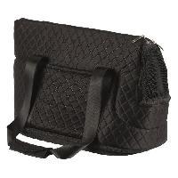 Panier - Sac De Transport Sac Ruby avec 2 poches laterales - Noir - Pour chat