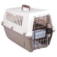 Panier - Sac De Transport VISION Panier de transport 47.5x30x33 cm - Beige et taupe - Pour chien