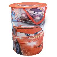 Panier A Linge Fun House Disney Cars sac a linge pop up -ice racing- pour enfant - Jemini