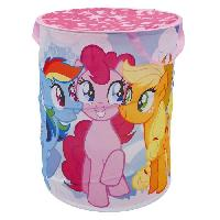 Panier A Linge Fun House My Little Pony pop-up pour enfant