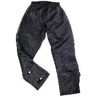 Pantalon - Sur-pantalon - Short DG P100 AW Pantalon de Pluie Double pour Motard