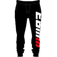 Pantalon - Sur-pantalon - Short Pantalon jogging Marc Marquez MM93 - Homme - Noir et Blanc - XL