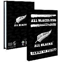 Papier - Cahier - Carnet ALL BLACKS Cahier de Texte 193ALL102STD - Lundi au samedi - Couverture cartonnée souple - Papier PEFC Imprim'vert - 15 x 21 cm - Aucune