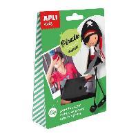 Papier - Cahier - Carnet APLI Boite kit creatif Pirate