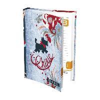 Papier - Cahier - Carnet CHIPIE Agenda 400118743 - 12 x 17 cm - 1 jour par page - Couverture Souple - 384 P