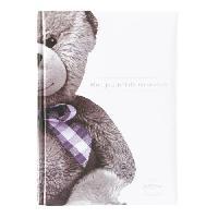Papier - Cahier - Carnet DOMIVA Mon Journal De Naissance Ourson 40 Pages Illustrées