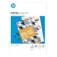 Papier - Cahier - Carnet Papier laser professionnel HP Everyday - A3. brillant. 120 g/m² (7MV81A)