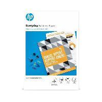 Papier - Cahier - Carnet Papier professionnel HP Everyday. brillant. 120 g-m2. A4. 150 feuilles -7MV82A-