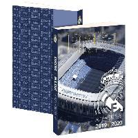 Papier - Cahier - Carnet REAL MADRID Agenda Scolaire 2019-2020 193RMA101JUP - 1 jour par page - Couverture cartonnée souple - Papier PEFC - 12 x 17 cm Aucune