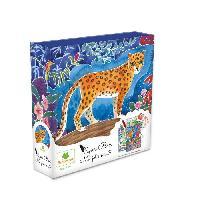 Papier - Cahier - Carnet SYCOMORE - Paper Box - Kit de papeterie pour enfants - Mes jolies secrets - Jungle - Petit Modele - Des 7 ans