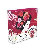 Papier - Cahier - Carnet SYCOMORE - Paper Box - Kit de papeterie pour enfants - Mes jolies secrets - Princesses - Petit Modele - Des 7 ans