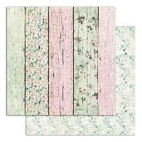 Papier Creatif - Aquarelle - Banane - Chanvre - Du Monde - Fait-main - Foscari Lot de 6 papiers recto verso 30x30 - shabby love