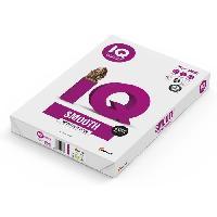 Papier Imprimante - Ramette - Rouleau IQ SMOOTH Ramette papier extra blanc A3 - 500 feuilles - 90gm2