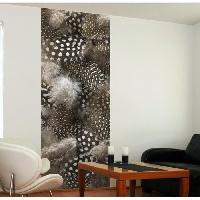 Papier Peint - Revetement Mural (fibre De Verre - Frise - Revetement Adhesif) Panneau en intisse Panoramique - Duvet240x98cm