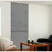 Papier Peint - Revetement Mural (fibre De Verre - Frise - Revetement Adhesif) Panneau en intisse Panoramique - Industriel240x98cm
