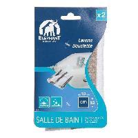 Papiers 2 Essuie-tout Bouclette sale de bain - 32x32cm