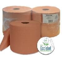 Papiers Bobines chamois 950 feuil. 2 plis -x2 bobines-