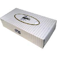 Papiers Mouchoirs en papier boite de 100 mouchoirs