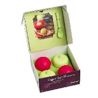 Papillote Retractable - Papillote De Cuisson MASTRAD F71164 - Kit Cuit-fruits - Silicone sans BPA - Vert