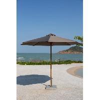 Parasol - Voile D Ombrage - Accessoire Parasol de jardin impermeable de 3m