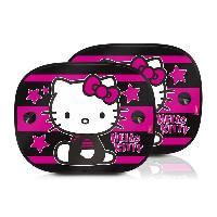 Pare-Soleil & Rideaux Pare-Soleil 2 Rideaux Pare-Soleil Hello Kitty Star