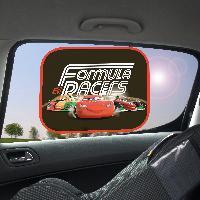 Pare-Soleil & Rideaux Pare-Soleil Cars Formula Racers rideau de soleil